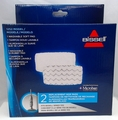 Bissell Symphony Hard Floor Vacuum & Steam Mop Pad Kit, Fits 1132 Models, 1252