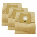 Bissell Zing Canister Vacuum Bags, 3 Pack, Model 4122, 2138425