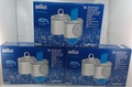 Braun Brita Coffee Maker Water Filter KWF2 - 3 Boxes