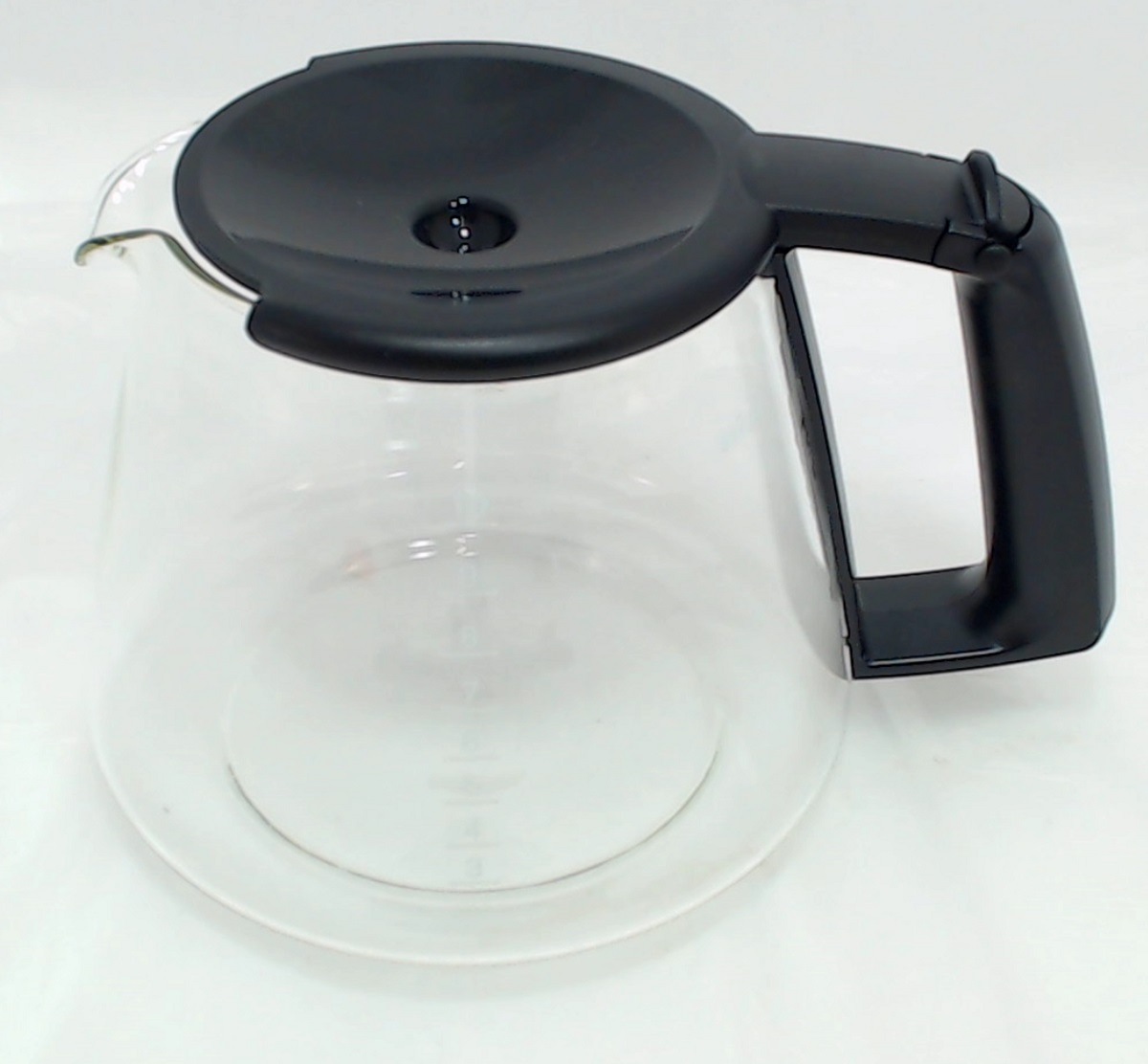 67050717 - Braun Coffee Maker Carafe, Black
