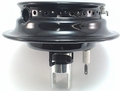 Burner Assembly, Black, for Maytag Magic Chef, AP4415505, PS2356990, 3412D024-09