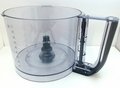 Cuisinart 11-Cup Elemental Food Processor Gunmetal Work Bowl, FP-11GMWB