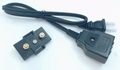 Cuisinart Compact Deep Fryer Power Cord for CDF-100 Series, CDF-100PC