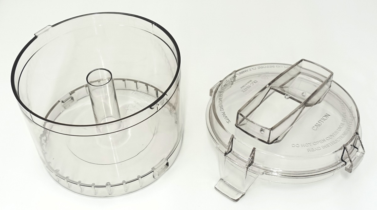 Dlc 195tx Cuisinart Food Processor Work Bowl And Cover
