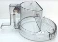 Cuisinart Food Processor Work Bowl Cover With Large Feed Tube, DLC-2007WBCN-1