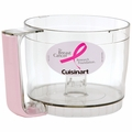 Cuisinart Mini Prep Food Processor Pink Work Bowl, DLC-2APKWB