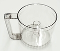 Cuisinart Mini Prep Food Processor Work Bowl, Clear, DLC-2AWB-1