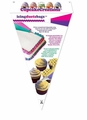 Cupcake Creations, Icing Duets Bags, 10 Pack, 9902