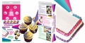 Cupcake Creations, Icing Duets, Two Color Icing & Decorating Set, 9900