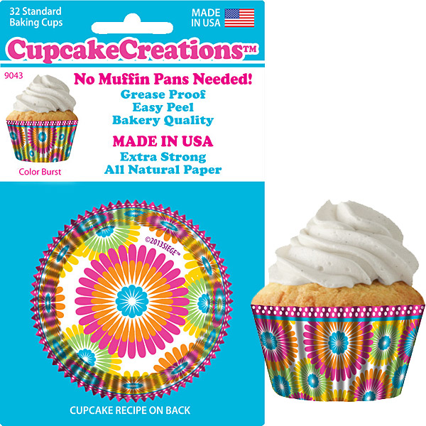90432 Cupcake Creations No Muffin Pan Required Baking