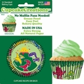 Cupcake Creations, No Muffin Pan Required Baking Cups, Dinosaurs, 9032