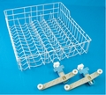 Dishwasher Upper Rack for Whirlpool, Sears, AP3096553, PS343094, 3369903