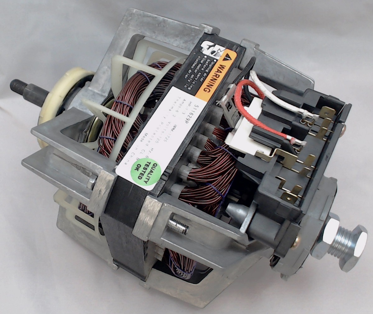 2200376 Dryer Motor For Maytag Whirlpool
