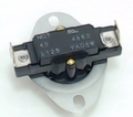 Dryer Thermostat L125 replaces LG, AP4440977, PS3530481, 6931EL3001