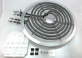 "Electric 8"" Burner for General Electric, AP2634795, PS244048, WB30X354"