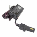 Fisher Price, Power Wheels 12V Gray Battery Charger, 00801-1480, 00801-1778