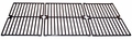 Gas Grill Porcelain Cast Iron Cooking Grid, 3 pcs, for Brinkmann & Others, 67233