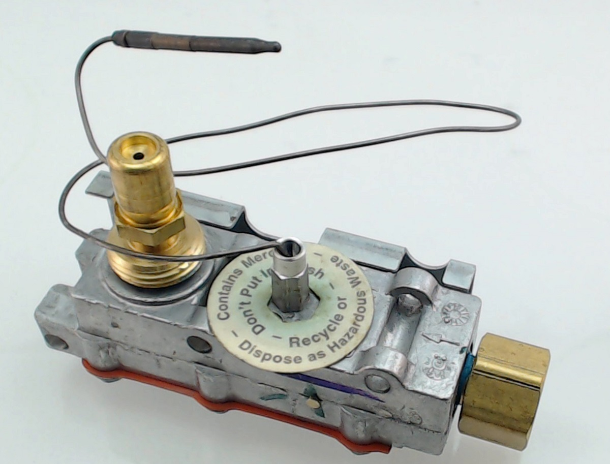 Wb19k12 Gas Oven Safety Valve For General Electric
