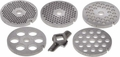 Jupiter Discs Set fits Food Grinder 478100 for KitchenAid Stand Mixer, 885250