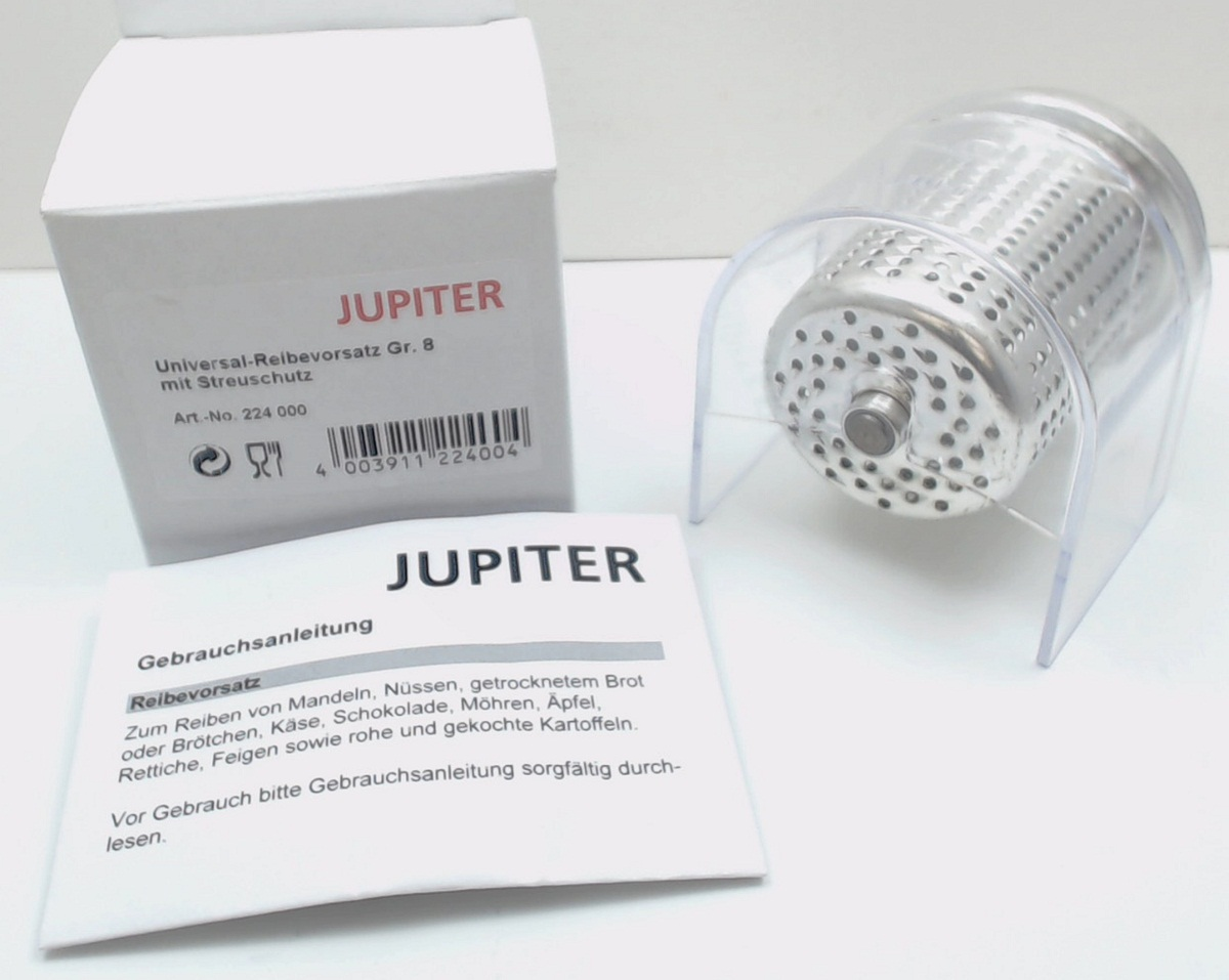 224000 Jupiter Grater Attachment