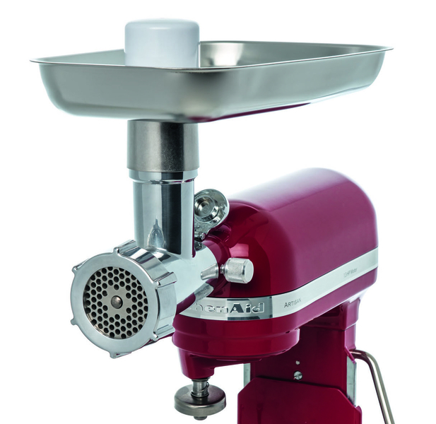Jupiter Metal Food Grinder Attachment