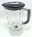 Kitchenaid Blender 56oz Plastic Pitcher with Black Lid, KSB56POB