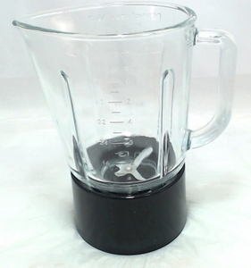 Kitchenaid Blender Glass Jar Assembly Black, W10279534