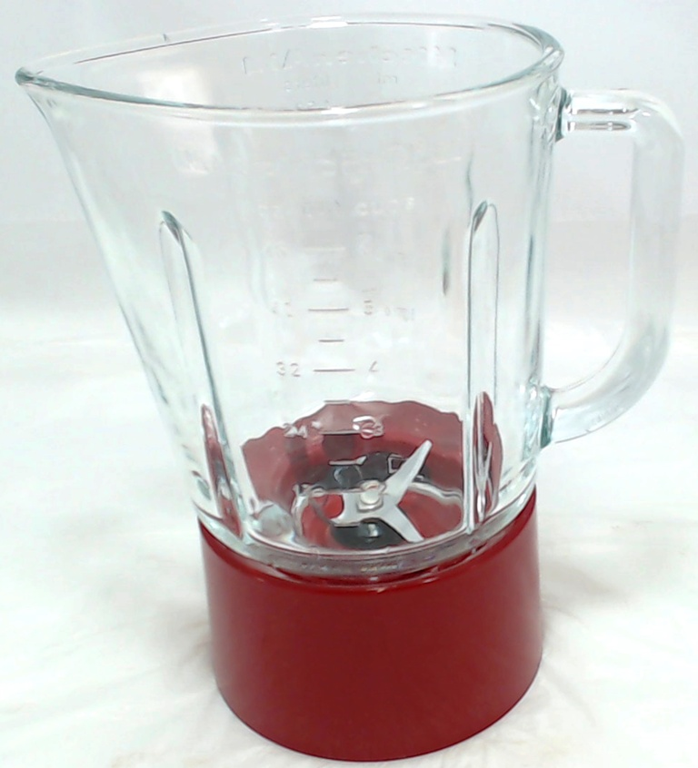 w10279533 kitchenaid blender glass jar assembly red. Black Bedroom Furniture Sets. Home Design Ideas