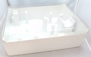KitchenAid Food Processor Accessory Storage Box, AP4326430, PS987342, 8212034
