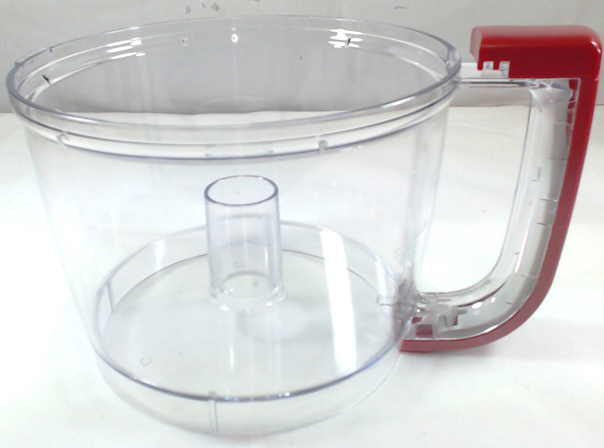 Kitchenaid Food Processor Bowl Empire Red Kfp77wber 8211907