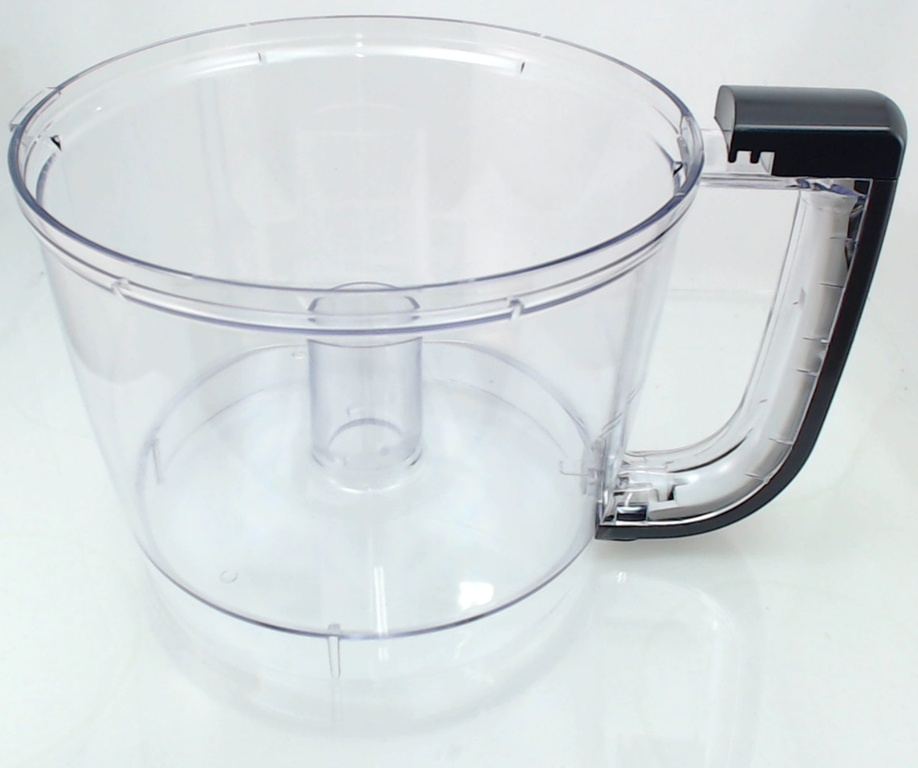 8211908 kitchenaid food processor bowl with black handle kfp77wbob