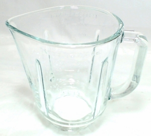 KitchenAid Glass Blender Jar, AP4500451, PS2372306, W10221782