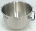KitchenAid NSF Certified S.S. 5 Quart Bowl, KN25NSF, 9707681