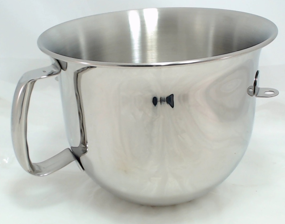 W10177650 - KitchenAid Stand Mixer Stainless Steel Bowl, 6 QT on stoneware mixing bowls, rubbermaid mixing bowls, extra large mixing bowls, anchor hocking mixing bowls, oxo mixing bowls, better homes and gardens mixing bowls, squish mixing bowls, vintage mixing bowls, sunbeam mixing bowls, ge mixing bowls, jenn-air mixing bowls, rachael ray mixing bowls, zak designs mixing bowls, breville mixing bowls, pyrex mixing bowls, kirkland mixing bowls, toy mixing bowls, cuisinart mixing bowls, tefal mixing bowls, winco mixing bowls,