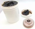 KitchenAid Stand Mixer Worm Follower Gear 9706529 & 3 oz Food Grade Grease