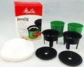 Melitta JavaJig, Reusable Coffee Filter System for Keurig Style Brewers, 63228