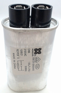 Microwave High Voltage Capacitor, 2100 vac, 1.0 mfd uf, 13QBP21100