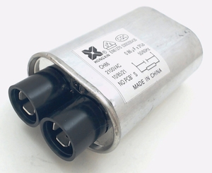 Microwave High Voltage Capacitor, 2100 vac, .85 mfd uf, 13QBP21085