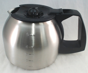 Mr. Coffee 5 Cup, Stainless Steel Carafe, Model: JWX9 139049-000-000