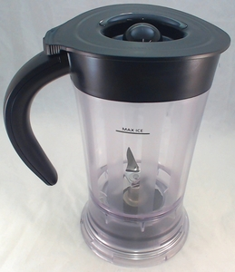 Mr. Coffee Cafe Frappe Blender Jar Assembly, 139045-000-000
