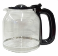 Oster Glass Carafe, Black, for Model: BVST-JBXSS41, 154448-000-000