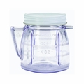 Oster Mini Blend Jar Accessory with Lid, 004937-000-NP0, 015627 & 021877