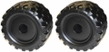 Power Wheels 2 Pack by Fisher Price, Jeep Wrangler Wheels, B7659-2459