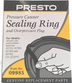Presto Pressure Cooker Sealing Ring 09985