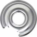 "Range Chrome 6"" Drip Pan For General Electric, 6GE, WB32X10012"