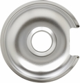 "Range Chrome 8"" Drip Pan For General Electric, 8GE, WB32X10013"