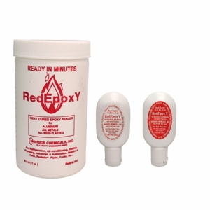 RedEpoxy 16 oz Brush Top Repair Kit, EP538