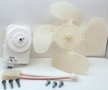 Refrigerator Condenser Fan Motor for Whirlpool AP4318657 PS1957416 W10124096