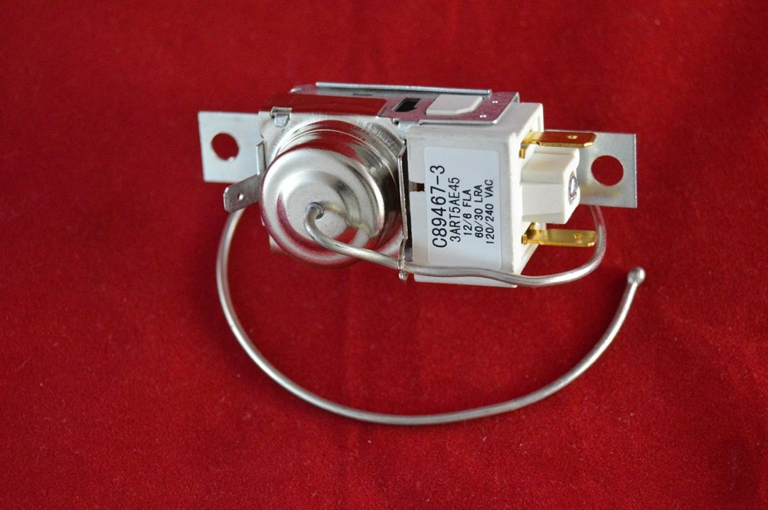 W10752646 Refrigerator Thermostat For Whirlpool