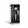 Sentry Bluetooth, Rechargeable, Ear Buds with Built In Microphone, White, BT150WH